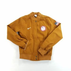 Nike Destroyer Bomber Jacket 2012 Team USA Olympic
